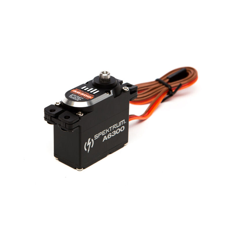 A6300 Standard Digital HV Ultra Torque Brushless Metal Gear Aircraft Servo