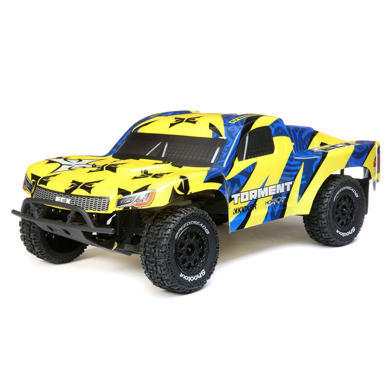 1/10 Torment 2WD SCT Brushed RTR