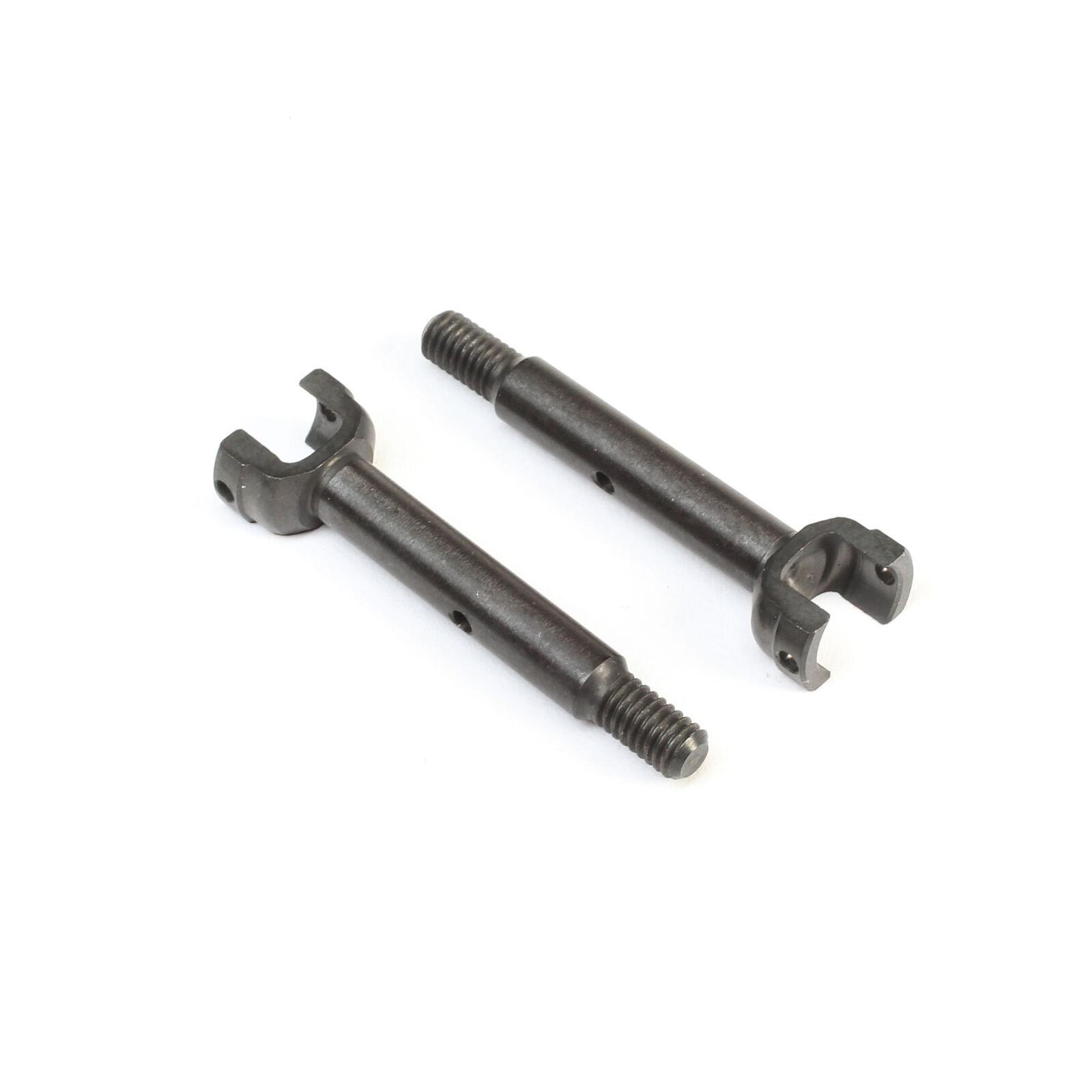 Lightweight Rear Axles (2): 22 5.0