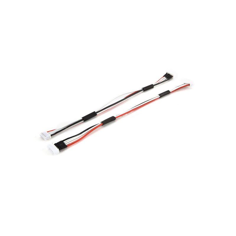 """Balance Lead Extension: XH with 9"""" Wires, 4S (2)"""