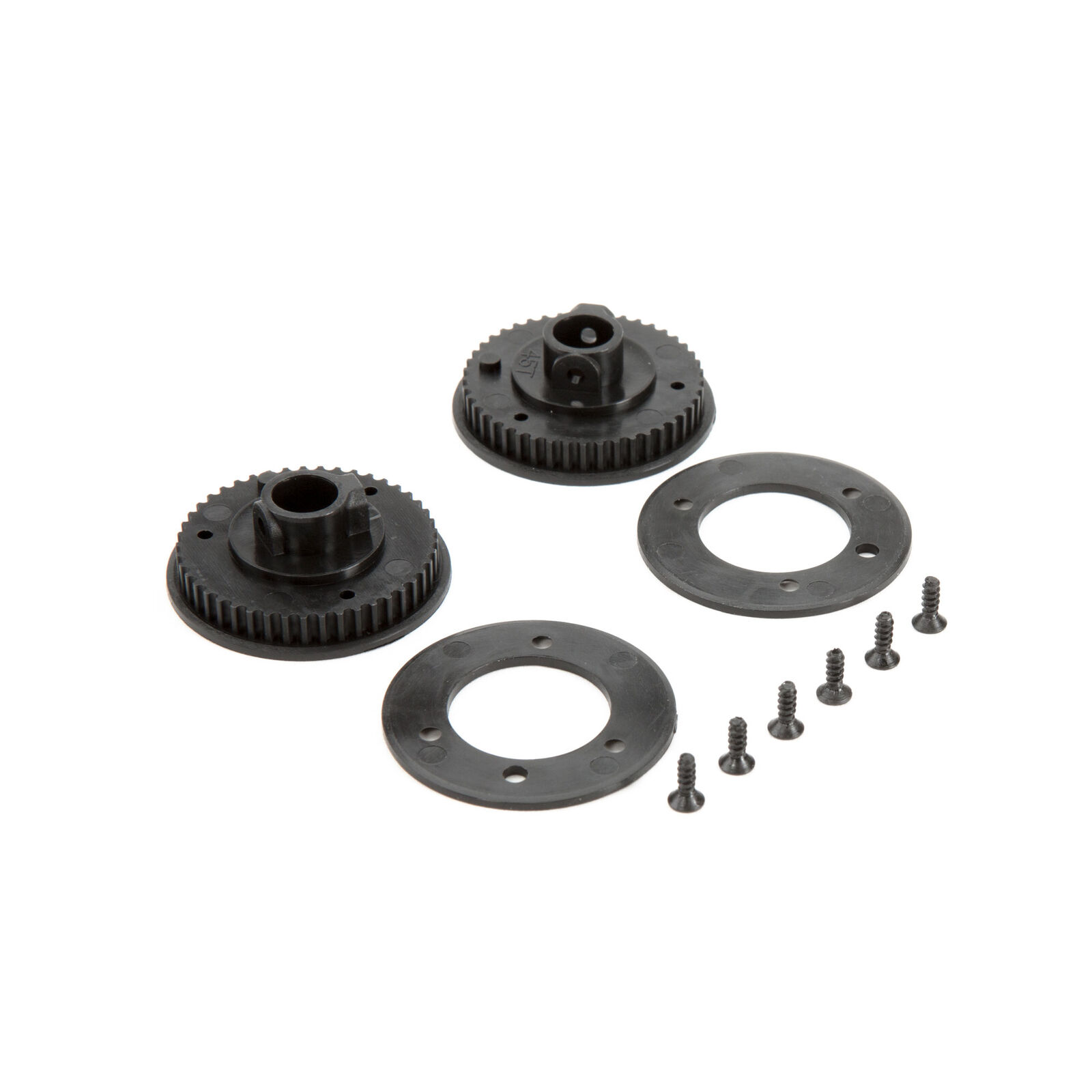 Front Drive Pulley 45t: 270 CFX, Fusion 270