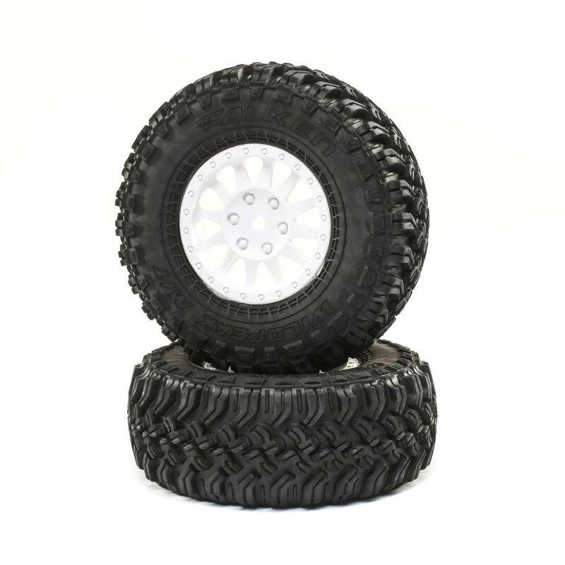 Method Wheel with Falken Tire: Tenacity DB Pro