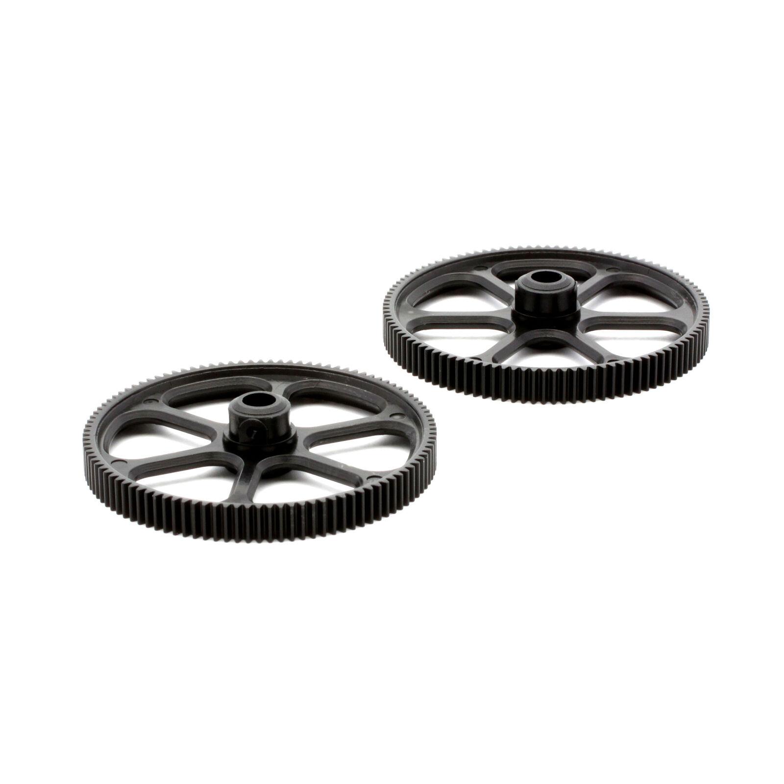 Main Gear (2): 180 CFX, 150 S