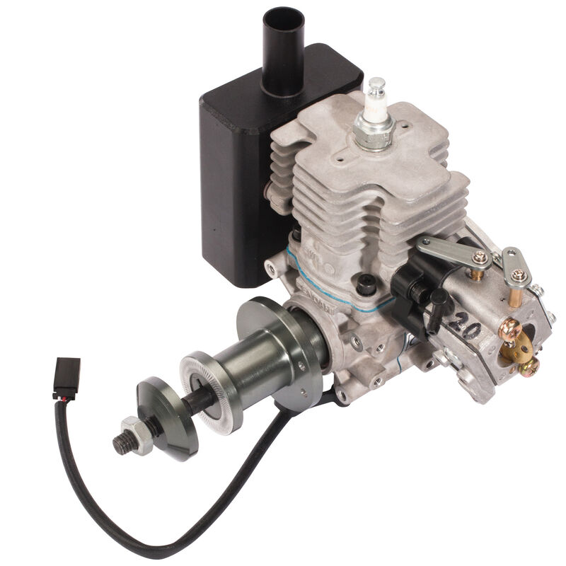 ZP 20cc Gas Engine