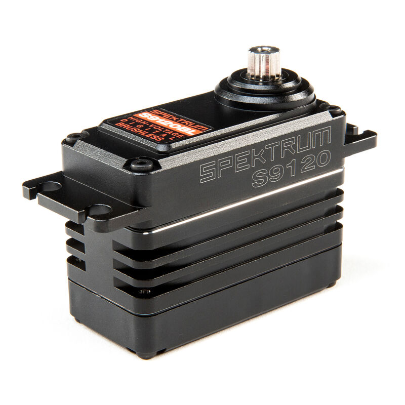 S9120BL 1/5 Digital HV High Torque Brushless Metal Gear Surface Servo