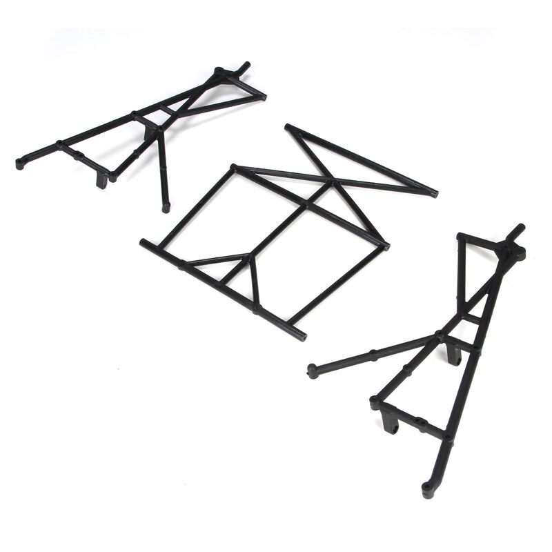 Rear Top & Side Cage Set: 5IVE-T