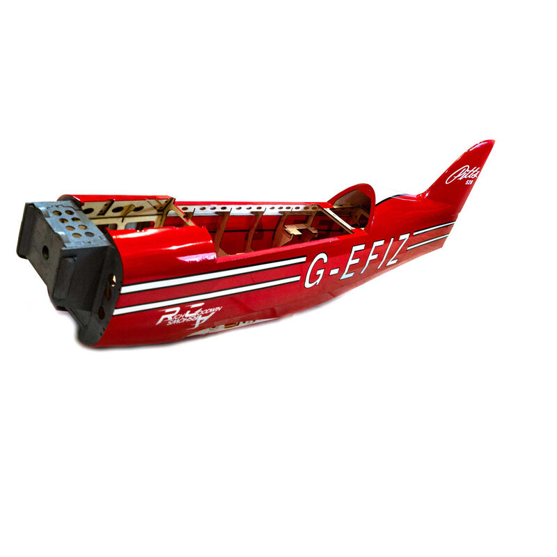 Fuselage: Pitts S-2B