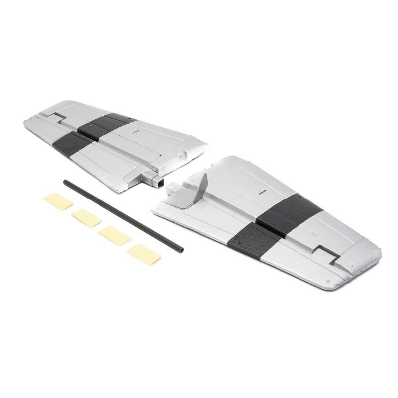 Horizontal Stabilizer: P-51D