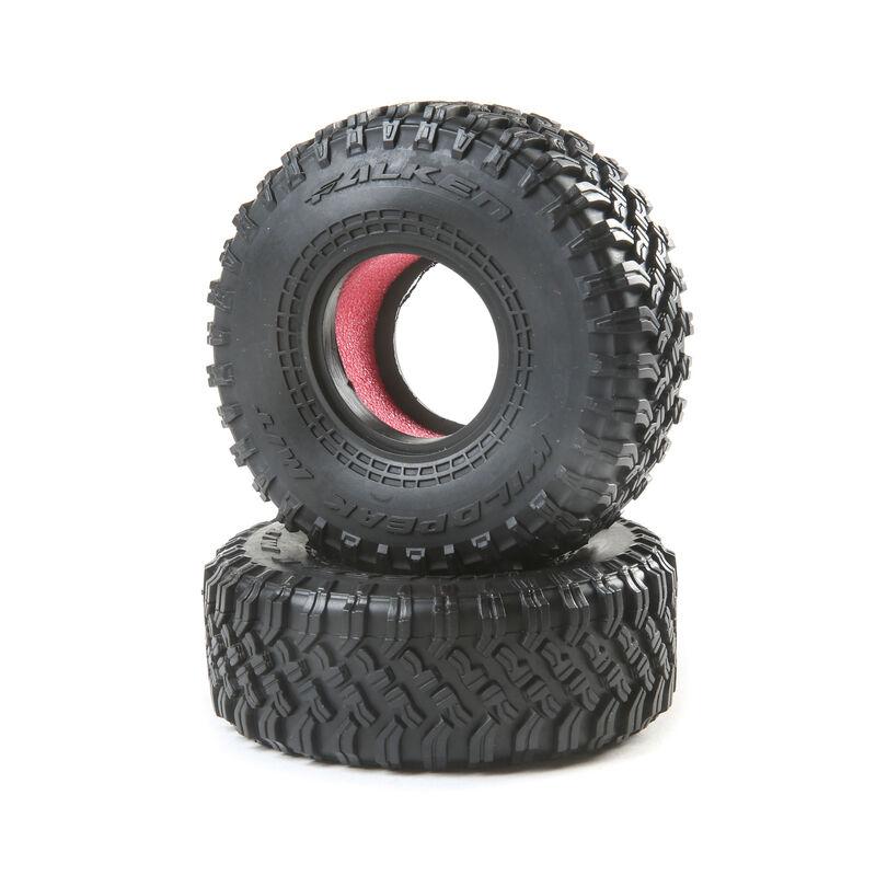 1.55 Falken Wildpeak MT Tires (2): Barrage 2.0