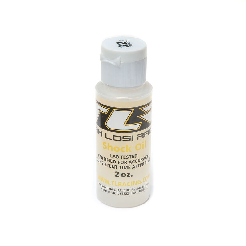 Silicone Shock Oil, 32.5wt, 2oz