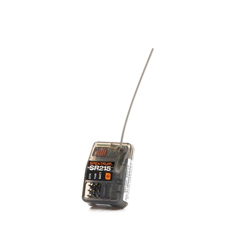 SR215 DSMR 2-Channel Sport Receiver