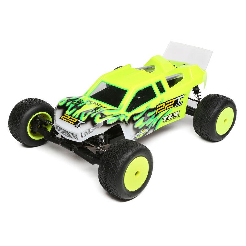 1/10 22T 3.0 MM 2WD Stadium Truck Race Kit