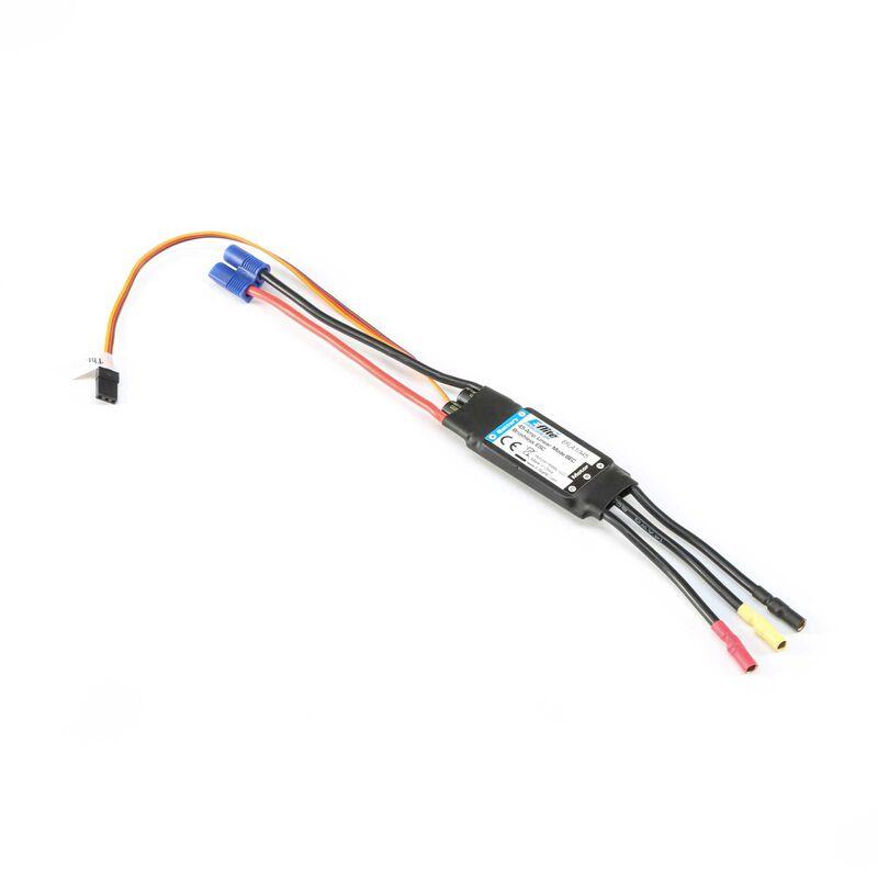 45-Amp Linear Mode BEC Brushless ESC: EC3