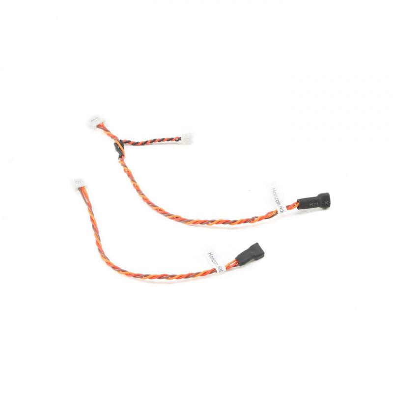 FPV Kamera Y-Kabel u. Verlängerung: X-VERT