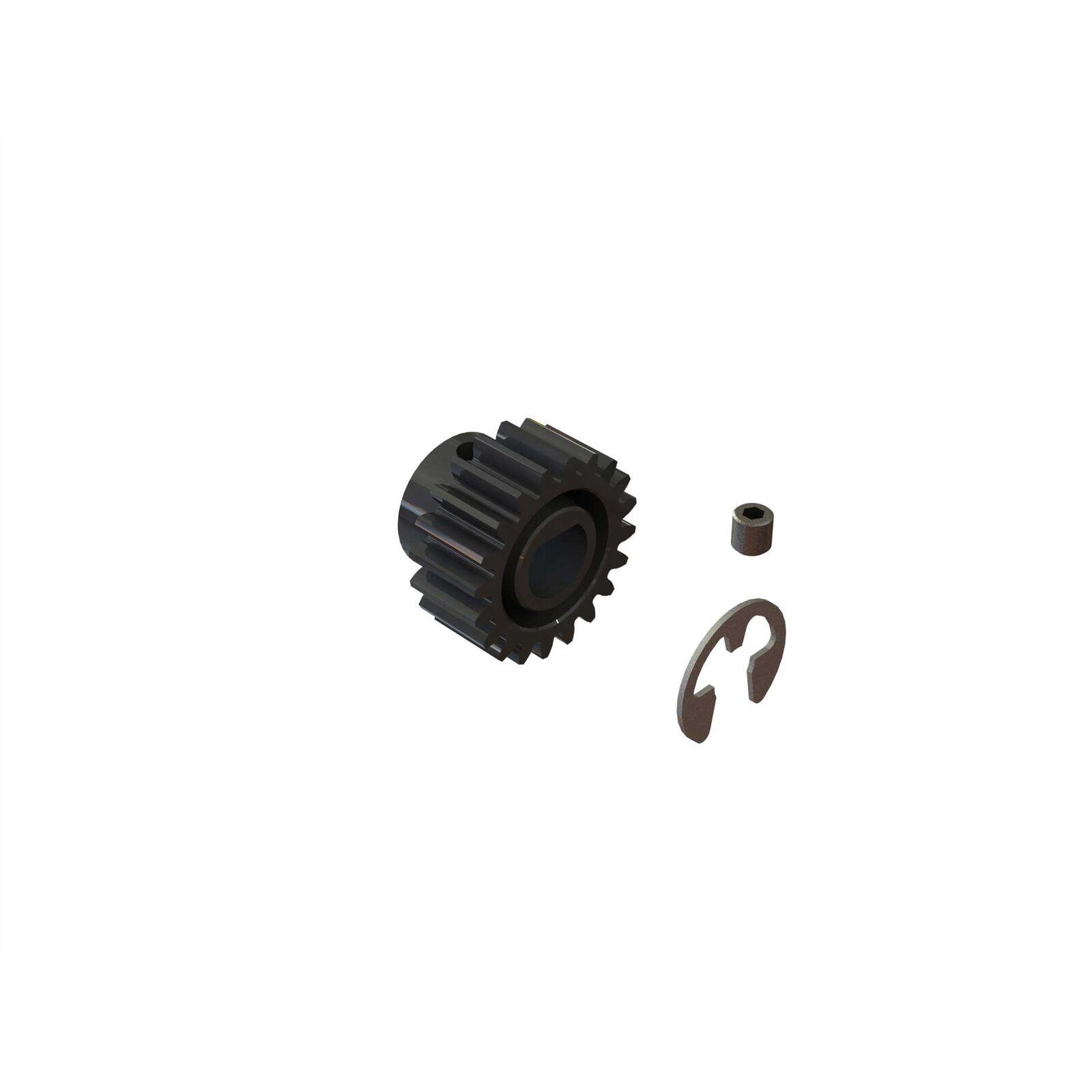 20T Mod1 Safe-D8 Pinion Gear