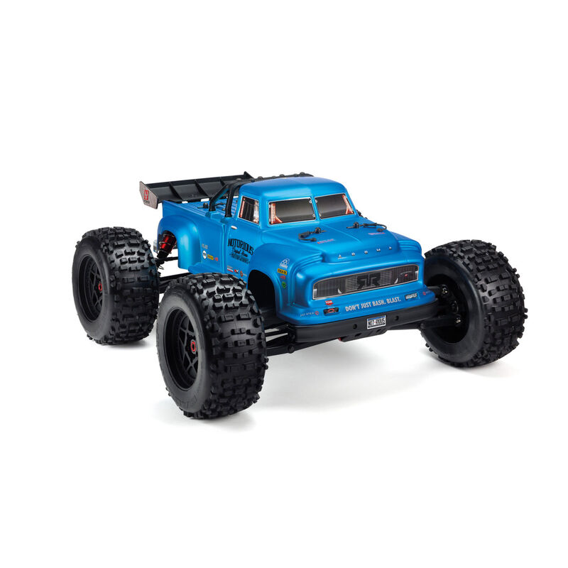 1/8 Painted Body, Blue Real Steel: Notorious 6S BLX