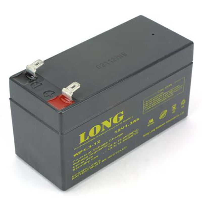 Batterie 1.3Ah Gel : Valise démarrage