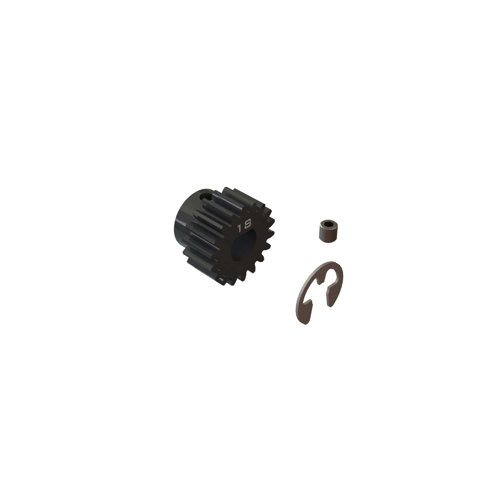 18T Mod1 Safe-D8 Pinion Gear