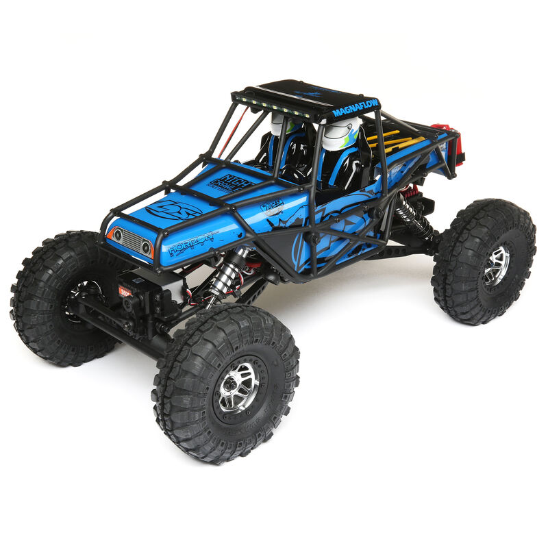 1/10 Night Crawler SE 4WD Rock Crawler Brushed RTR