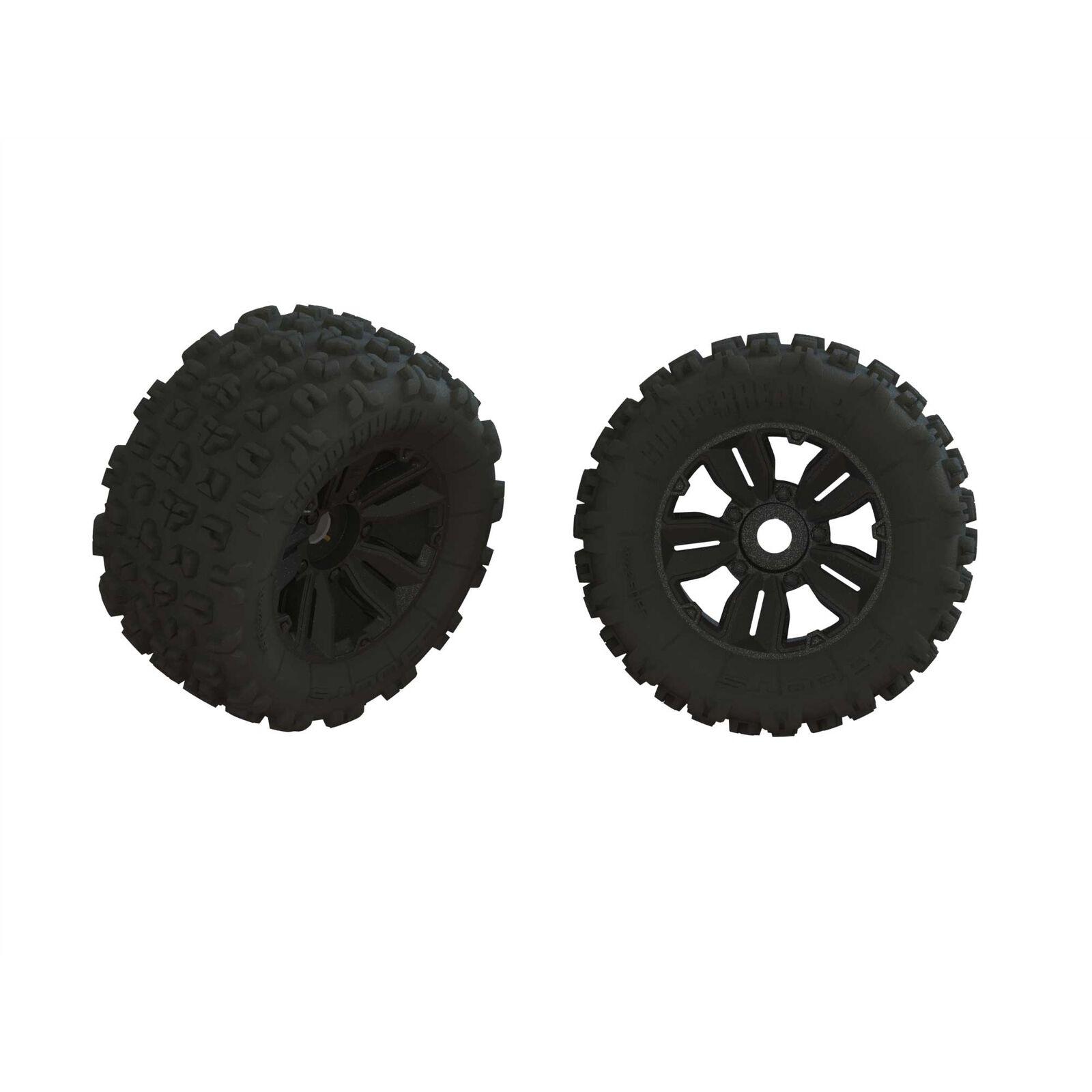 dBoots Copperhead2 Mt Tire Set (Pair)