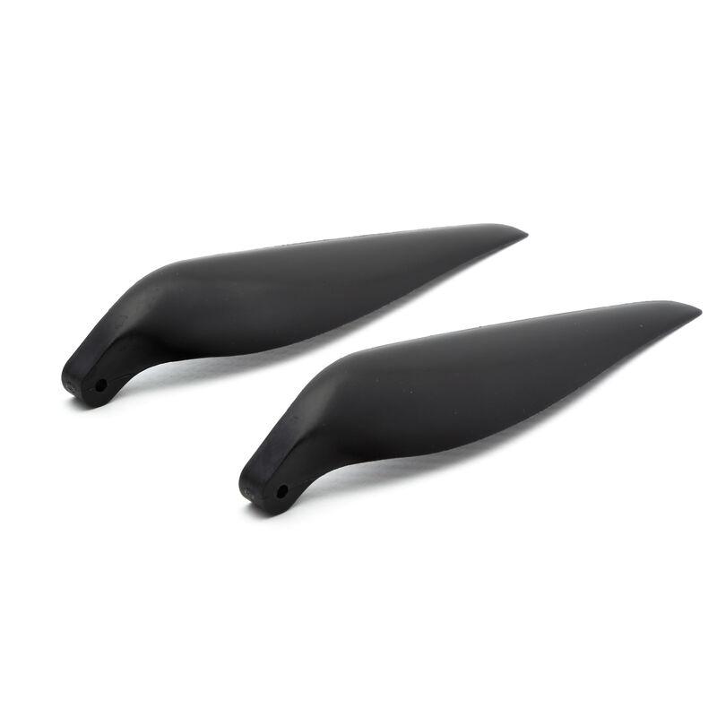 Plastic Folding Propeller Blades, 12 x 8