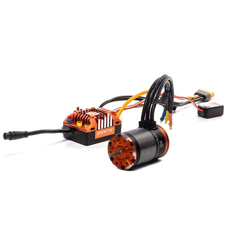 Firma 60A Brushless Smart ESC / 2100Kv Sensored Motor Crawler Combo