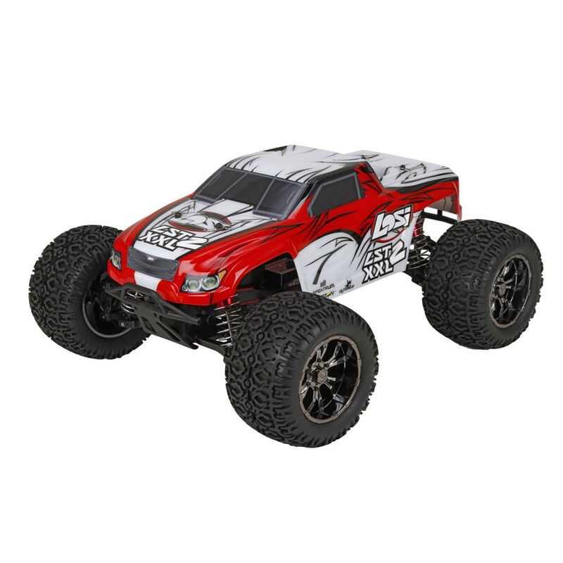 1/8 LST XXL- 2 4WD Gas Monster Truck RTR with AVC Technology