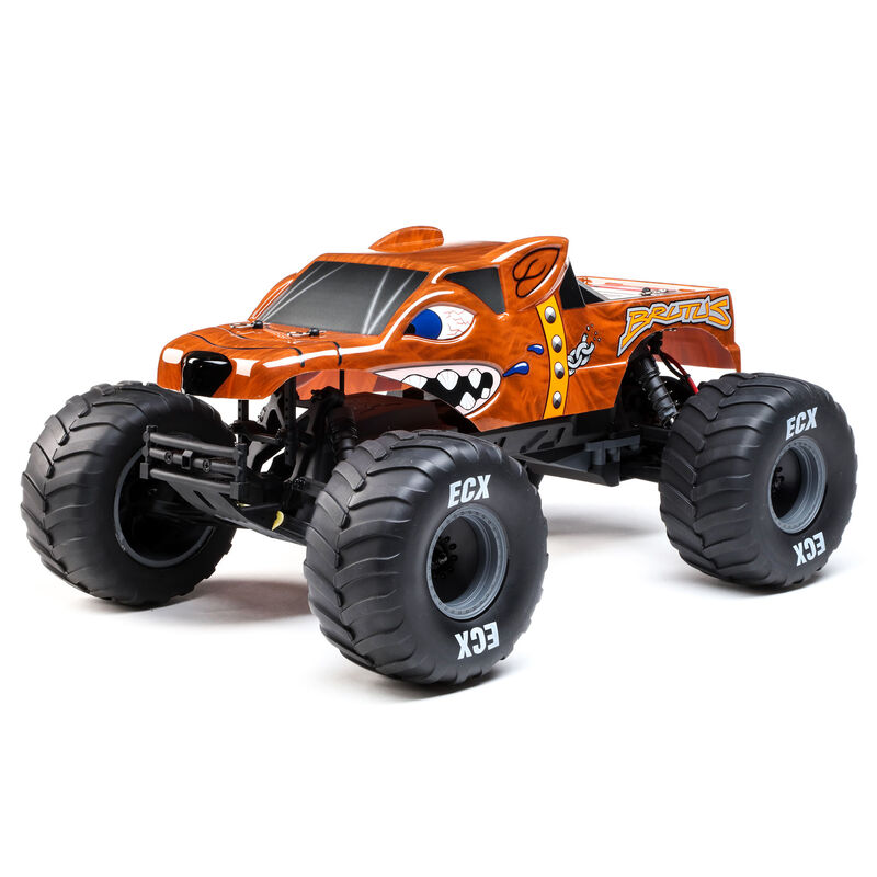 1/10 Brutus 2WD Monster Truck Brushed RTR