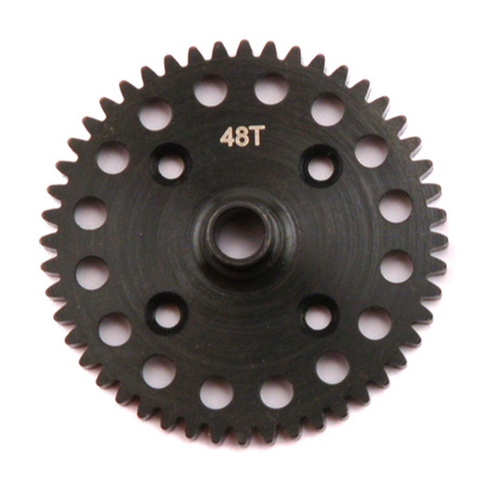 Center Diff 48T Spur Gear, Lightweight: 8B, 8T, 8X