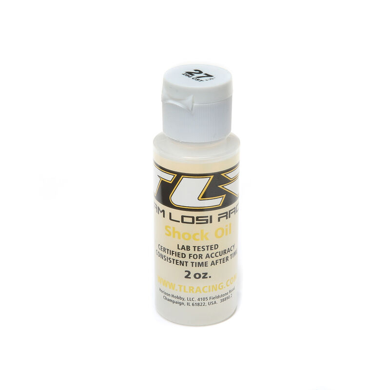 Silicone Shock Oil, 27.5wt, 2oz