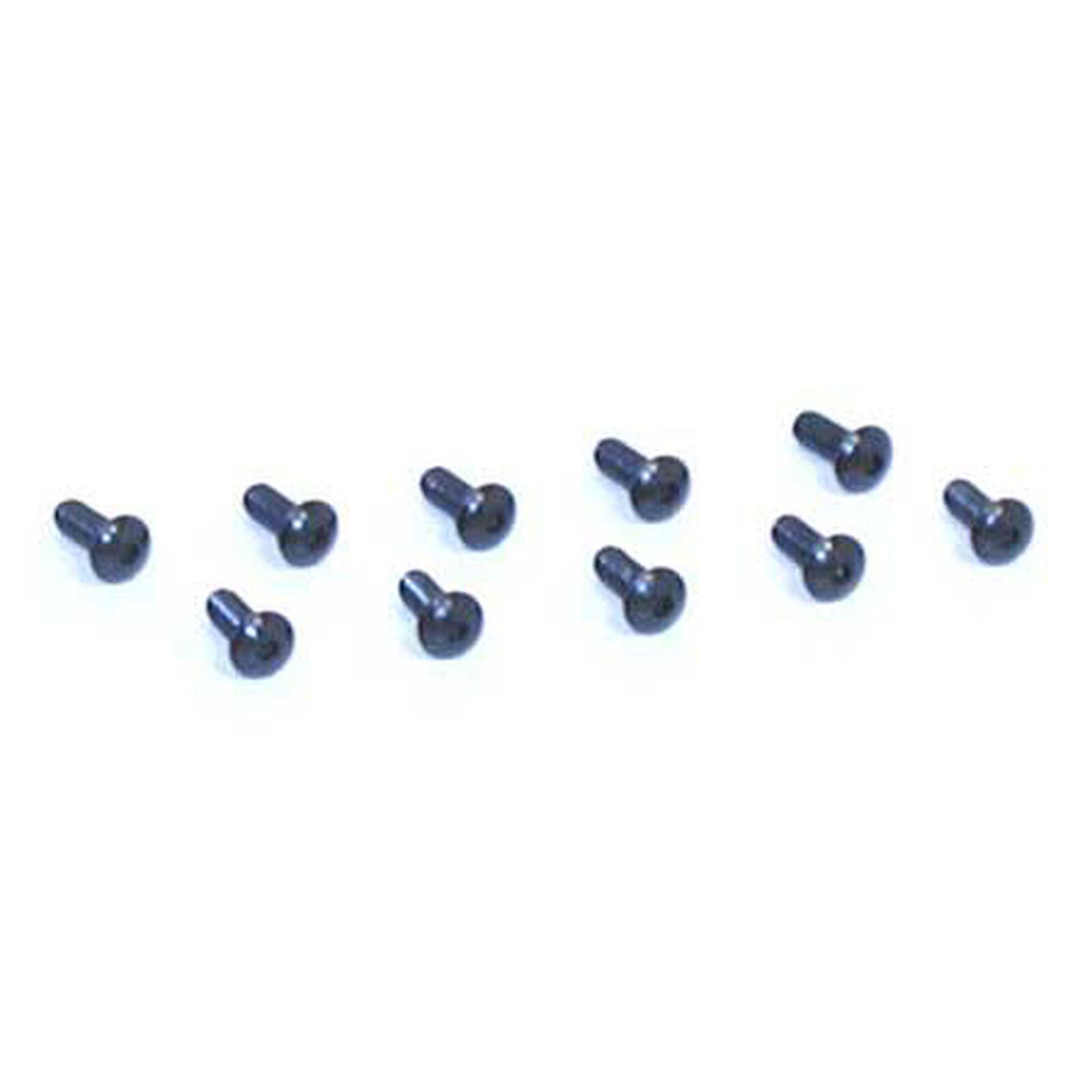 "Button Head Screws, 4-40 x 5/16"" (10)"