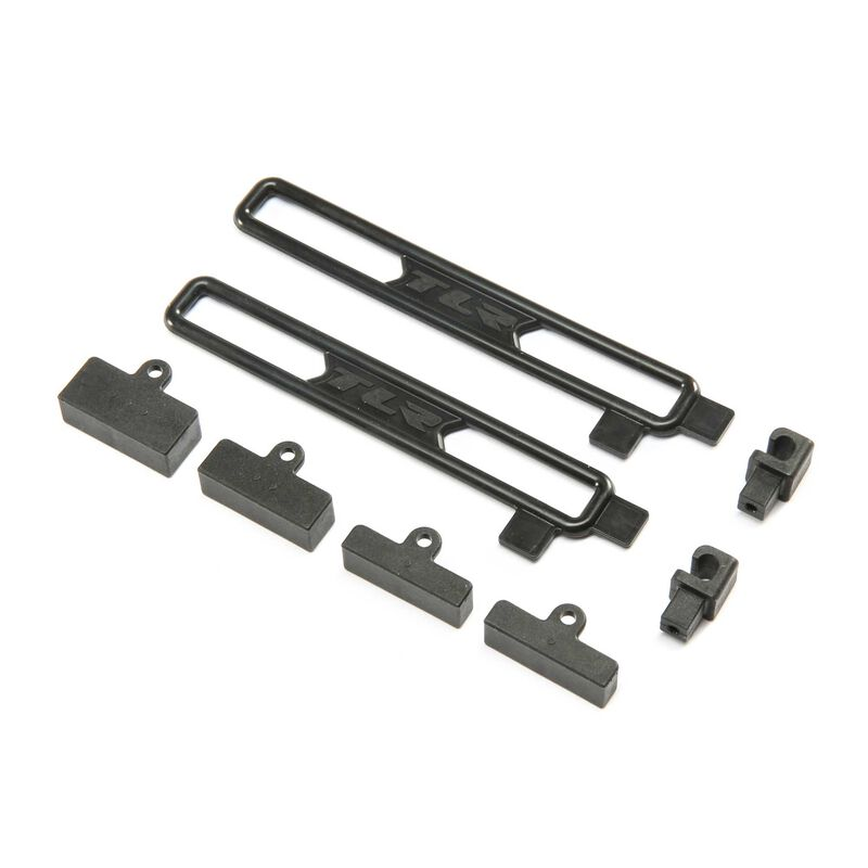 Battery Mount Set: 22X-4