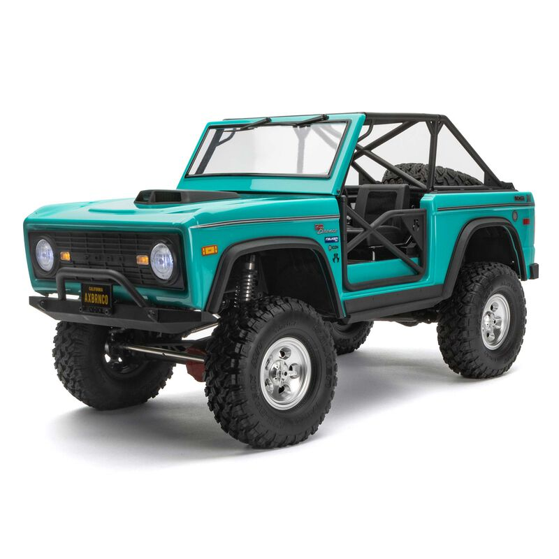 1/10 SCX10 III Early Ford Bronco 4WD RTR