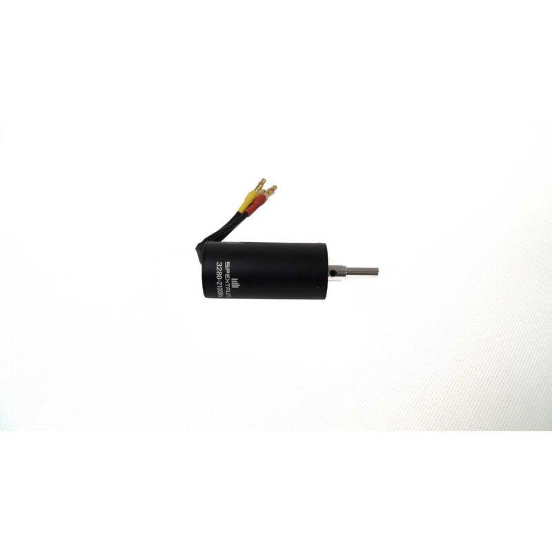 Motor: 3280-2100Kv Brushless Inrunner