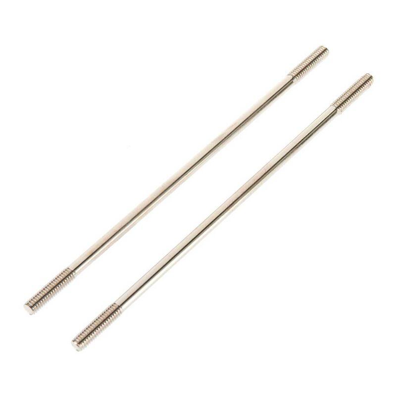Steel Links M4x114mm SCX10 II (2)