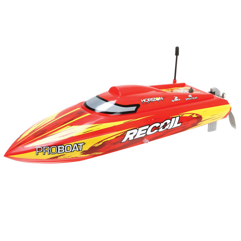 "Recoil 17"" Self-Righting Deep V Brushless: RTR Int"