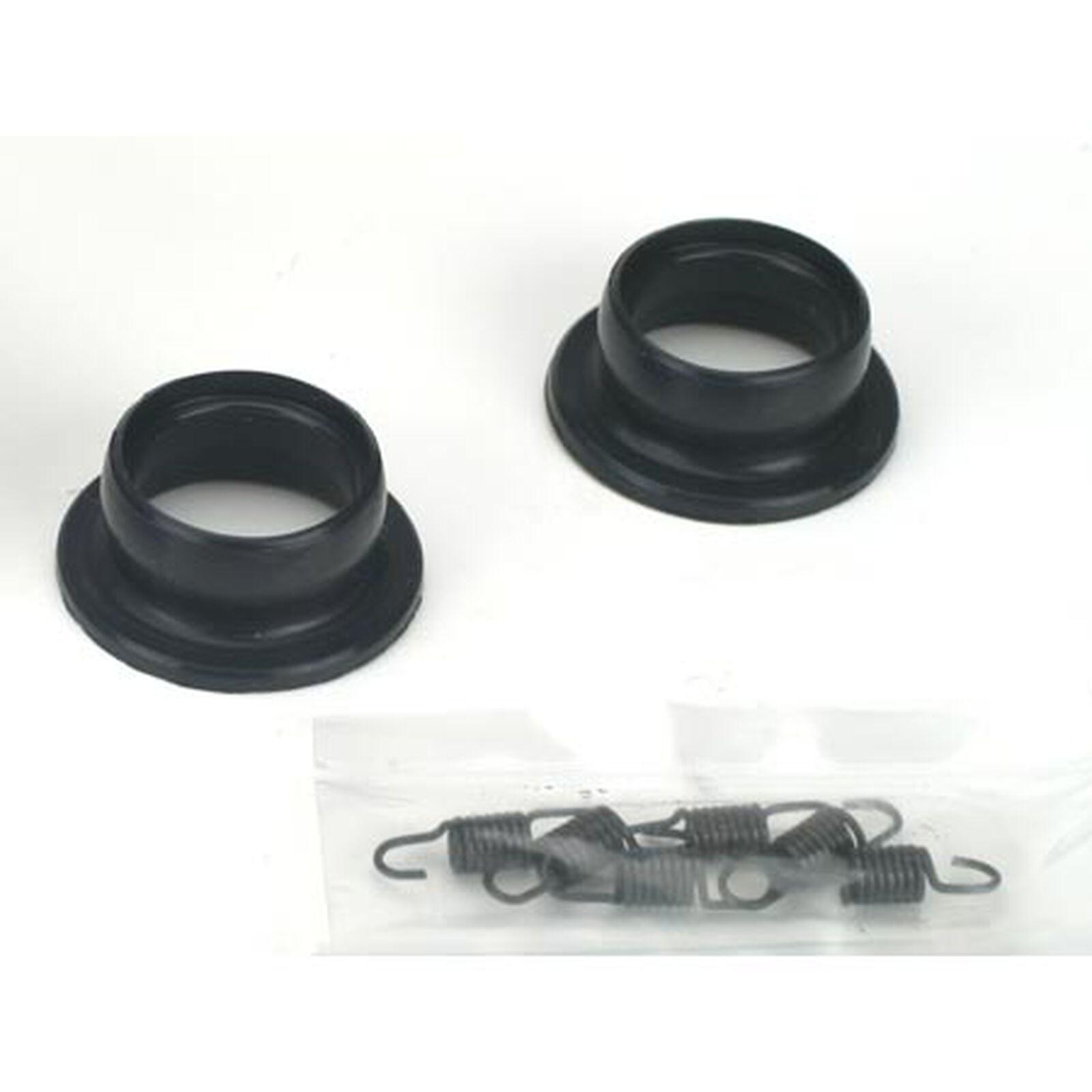 Exhaust Pipe Seals & Spring: LST, LST2, AFT, MUG, MGB, XXL/2