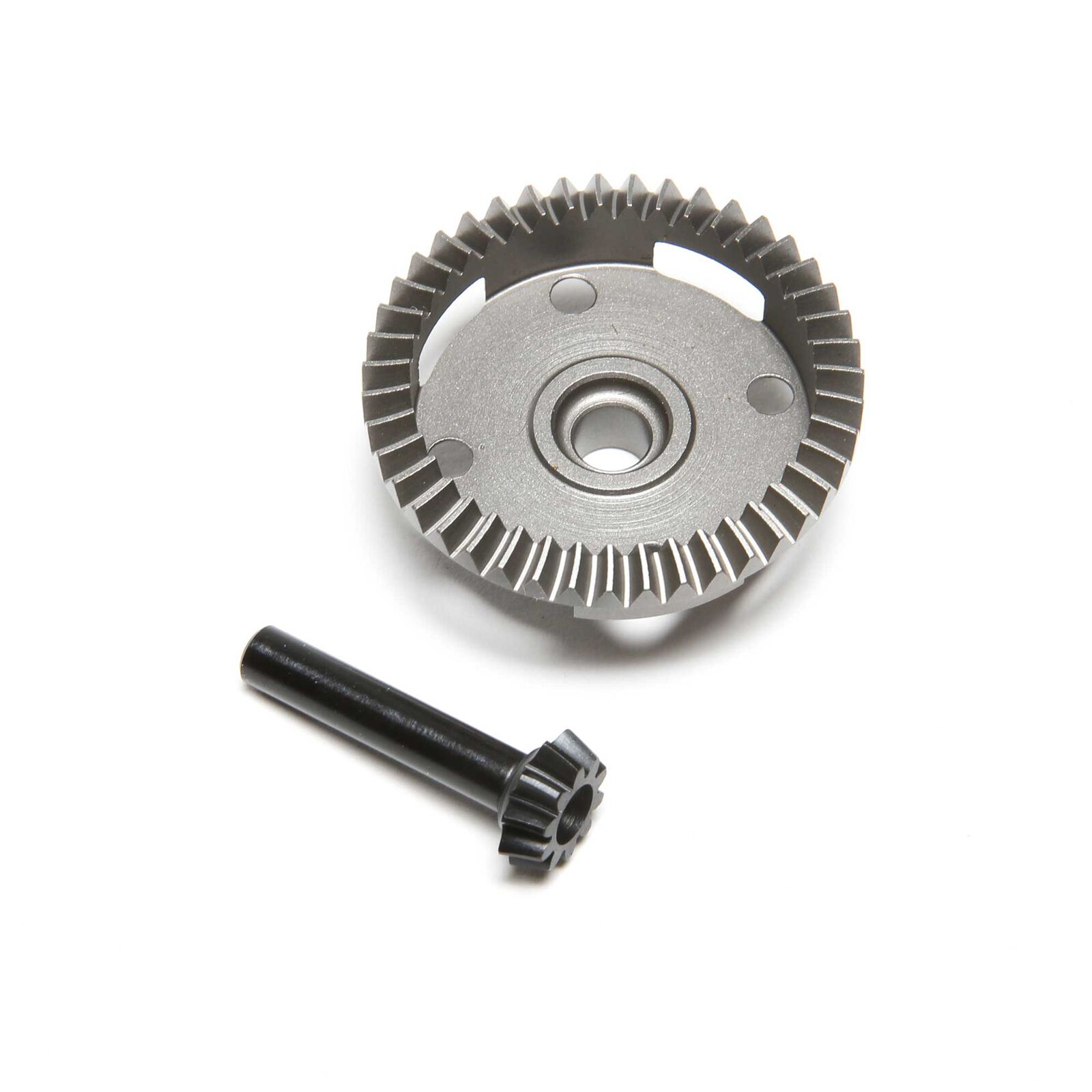 Rear Differential Ring and Pinion Gear: 8XT