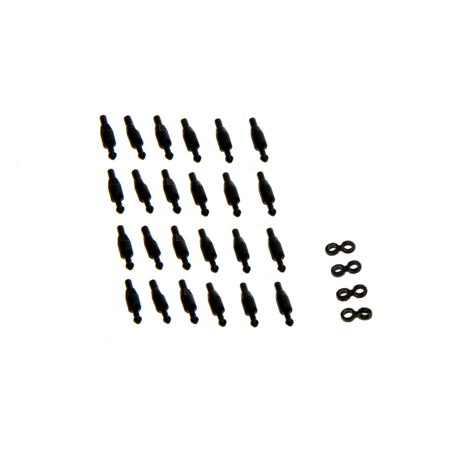 Body Post Servo Linkage: 70 S
