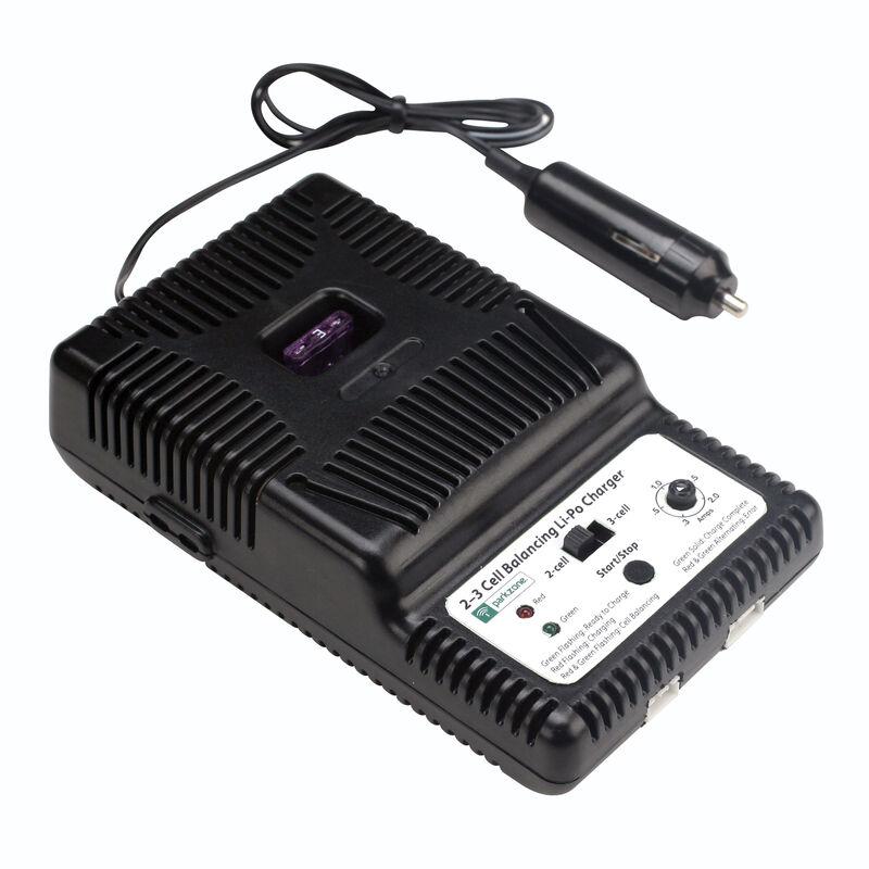 Chargeur-Equilibreur 2-3 élément DC LiPo