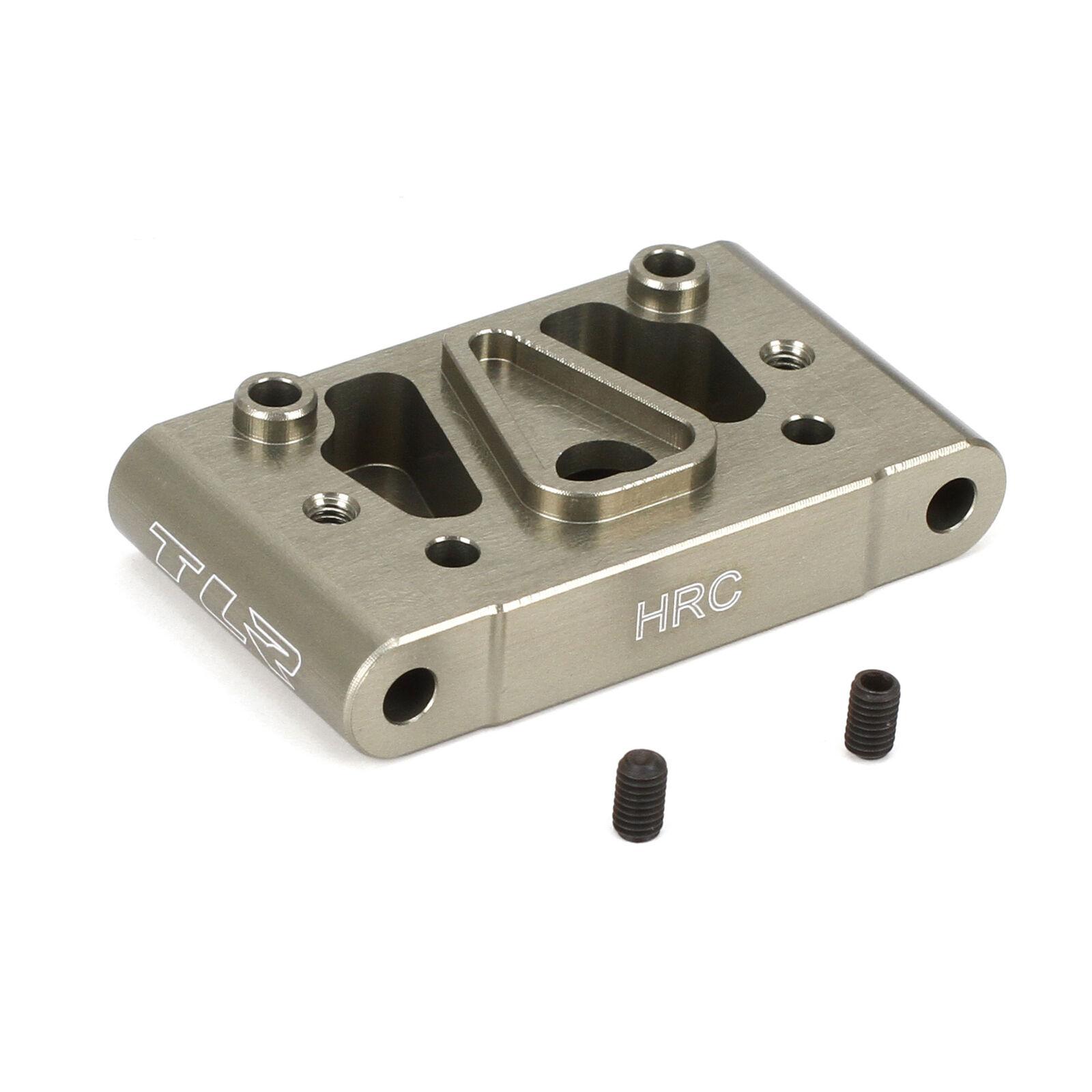 Front Pivot, HRC, Aluminum: 22/2.0/T/SCT
