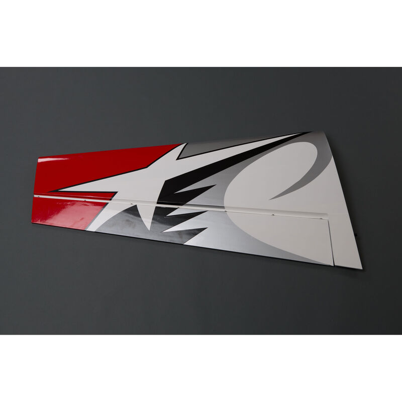 Left Wing with Aileron and Horn: Extra 300X 120cc