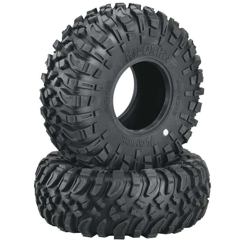 1/10 Ripsaw X Compound 2.2 Tire with Inserts (2)
