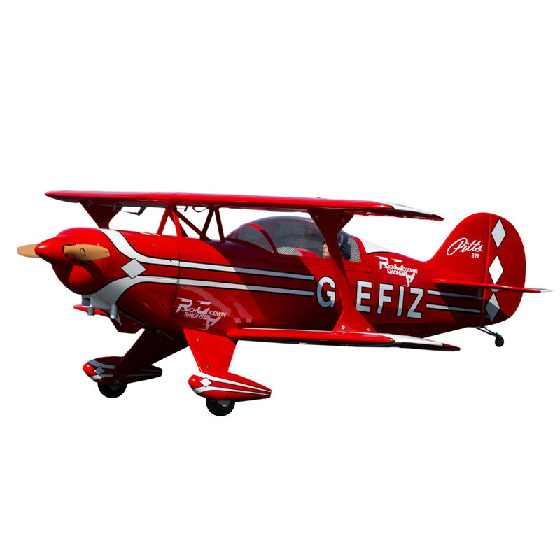 Pitts S-2B 50-60cc, 71.6""