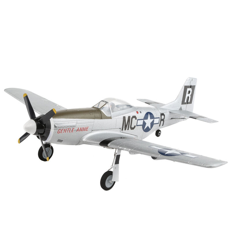 UMX P-51D BL BNF Basic with AS3X