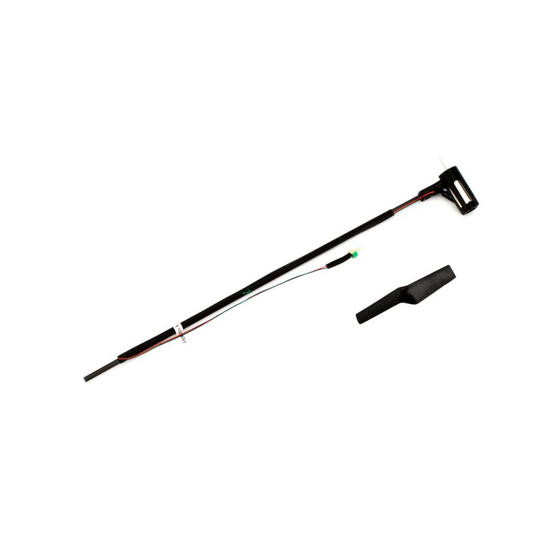 Long Tail Boom Assembly: mCP S/X/X2