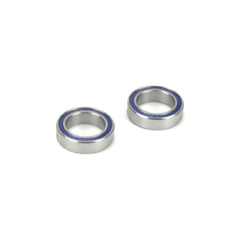 10 X 15mm Sealed Ball Bearings (2): 22/22-4