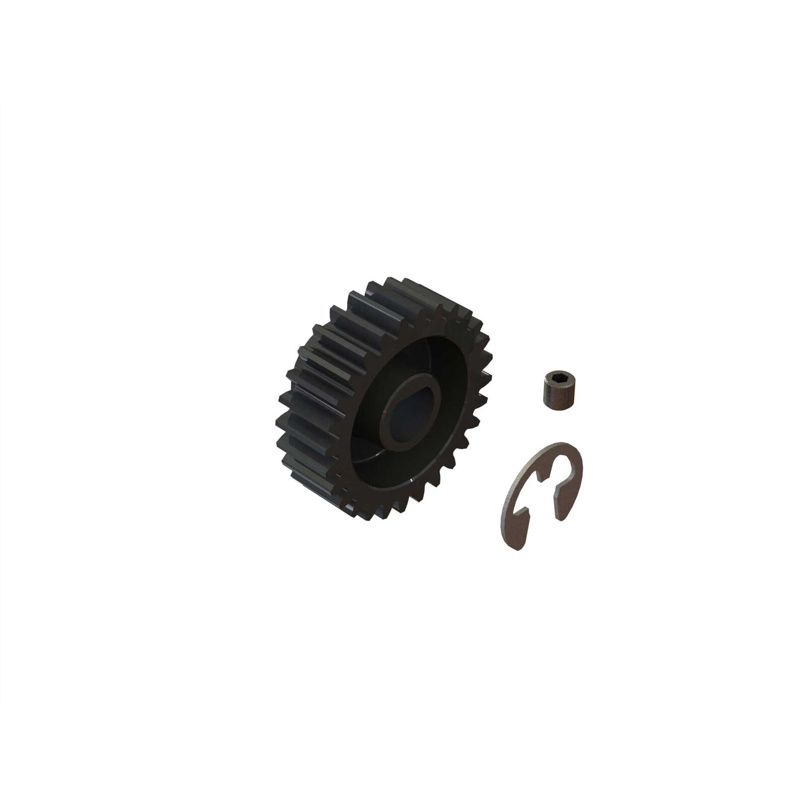 28T Mod1 Safe-D8 Pinion Gear