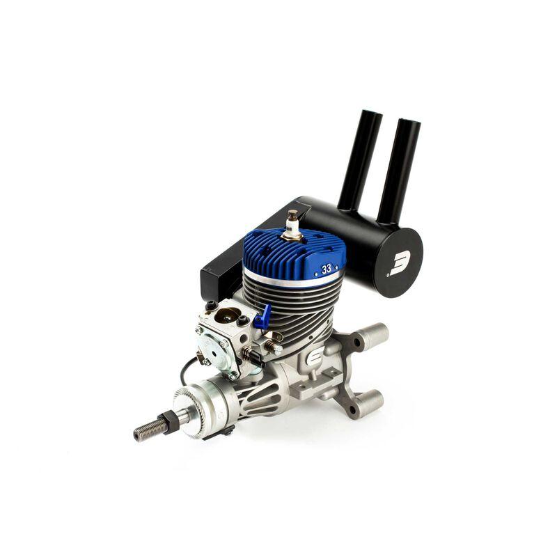 33GX 33cc (2.00 cu. in.) Gas Engine