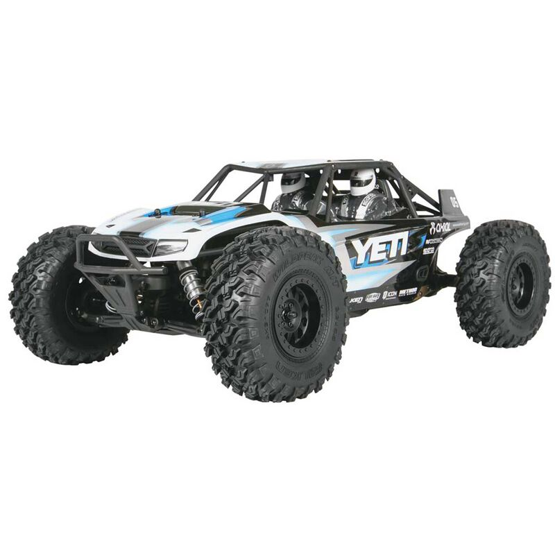 1/10 Yeti 4WD Rock Racer Kit